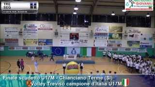 14-06-2015: Finale scudetto U17M - Chianciano Terme