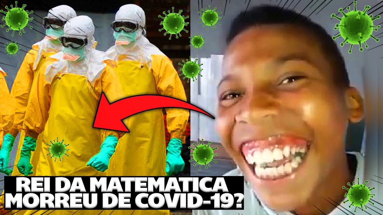 URGENTE!!! REI DA MATEMATICA REALMENTE MORREU??? - SAIBA TODA A VERDADE!!!