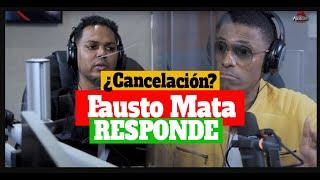 Fausto Mata (Boca de Piano) Responde comentarios sobre ser cancelado de Telemicro