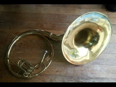 Mini Sousaphone