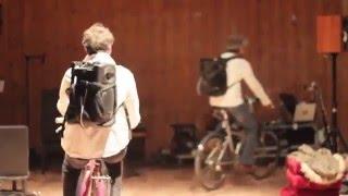 Vélos sonores - Collectif L'émoi sonneur