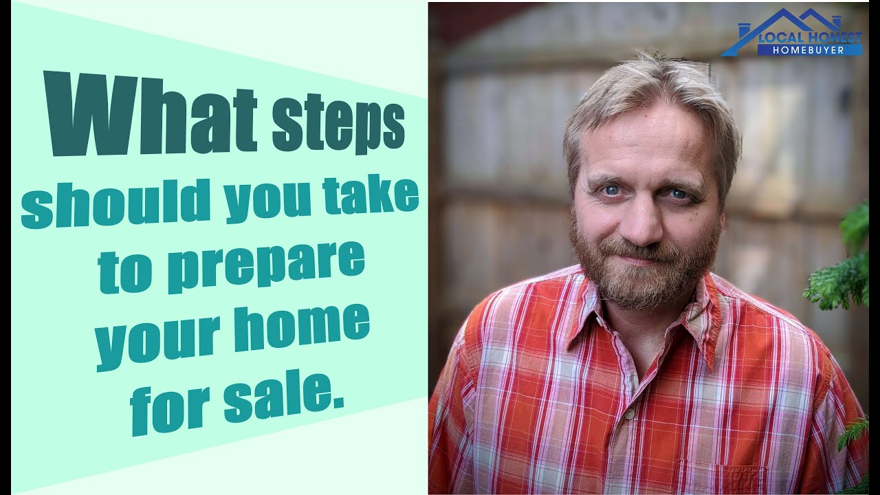 Prepare Your House For Sale   We Buy Houses