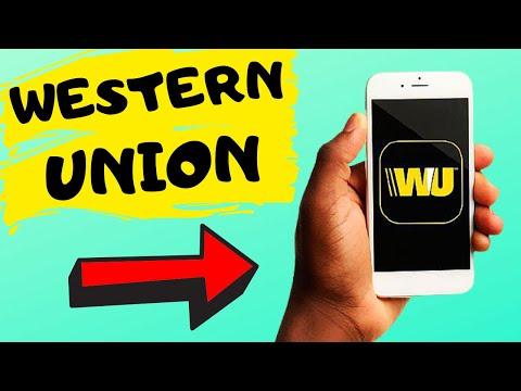 🥇 Como Enviar Dinero Por Western Union – Como Funciona ✅