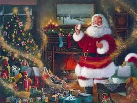 T'was The Night Before Christmas - Read By Perry Como - YouTube