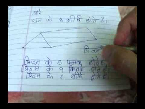 Maths video lecture on 3 d elementsfacesedgesvertices in hindi maths video lecture on 3 d elementsfacesedgesvertices in hindi youtube ccuart Choice Image