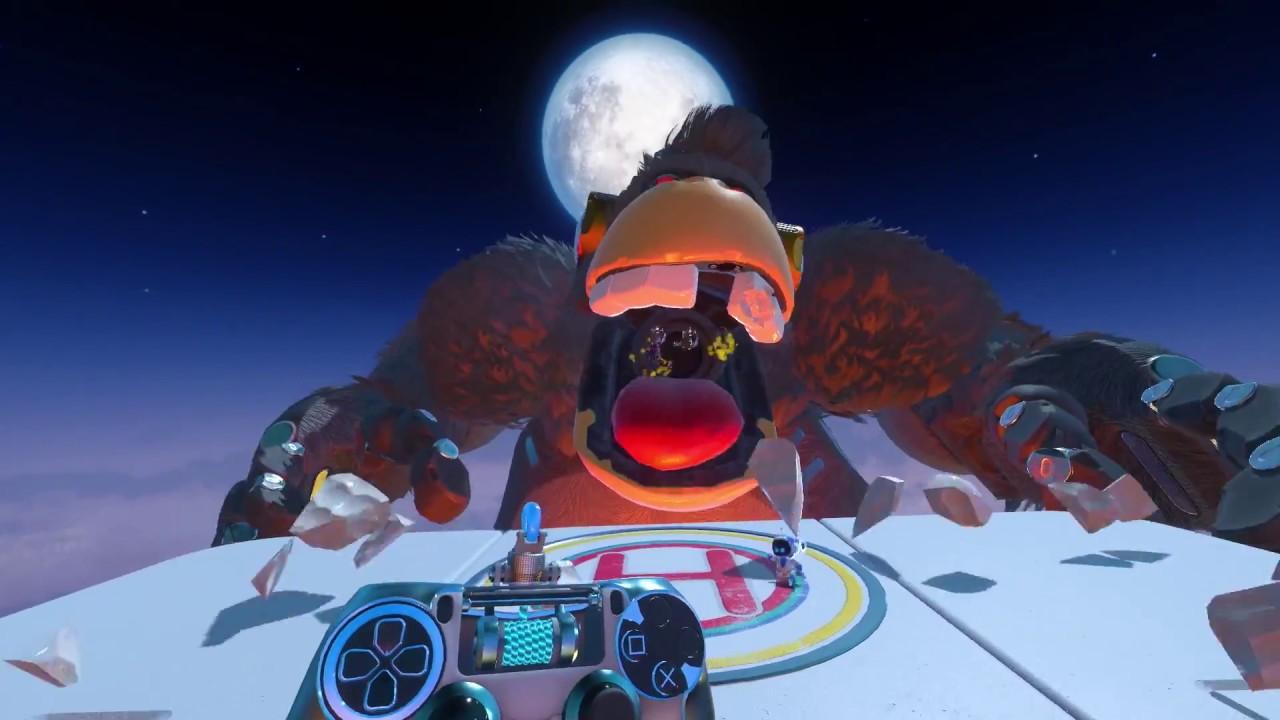 PS VR《Astro Bot: Rescue Mission》E3 2018 宣傳影像