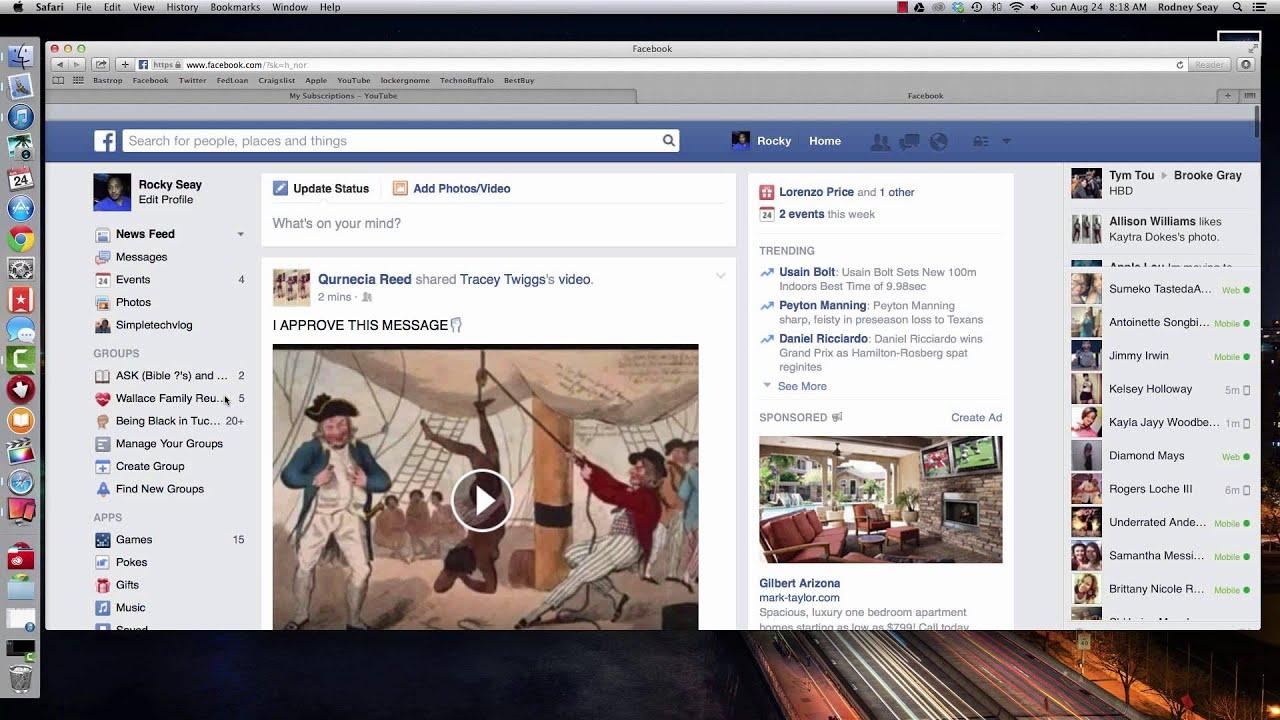 Version facebook old web Facebook replaces