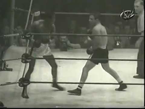 1951-2-14 Jake LaMotta vs Ray Robinson VI