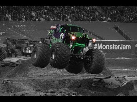 Download Youtube: Monster Jam Detroit 2014 [FULL Freestyle Event]