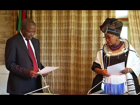 New MPs sworn in following cabinet reshuffle