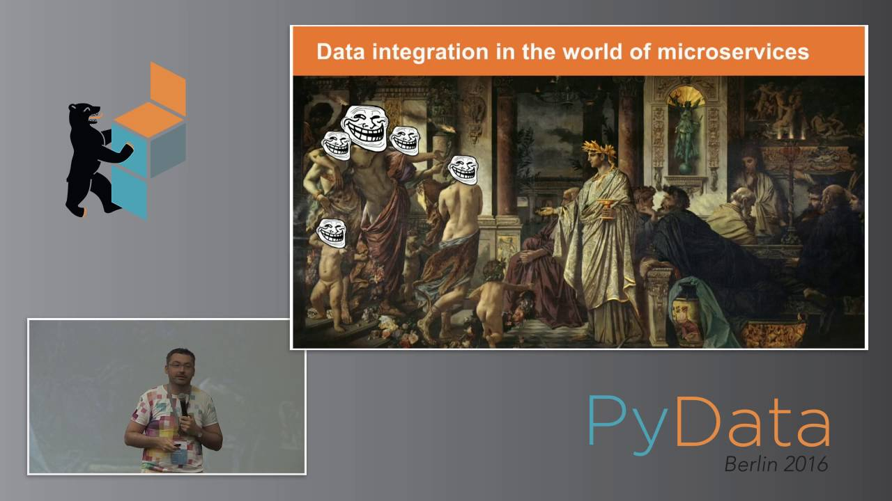 Image from Data Integration in the World of Microservices