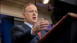 EN VIVO: Rueda de prensa de Sean Spicer, Sec. de prensa de la Casa Blanca (con traducción al español