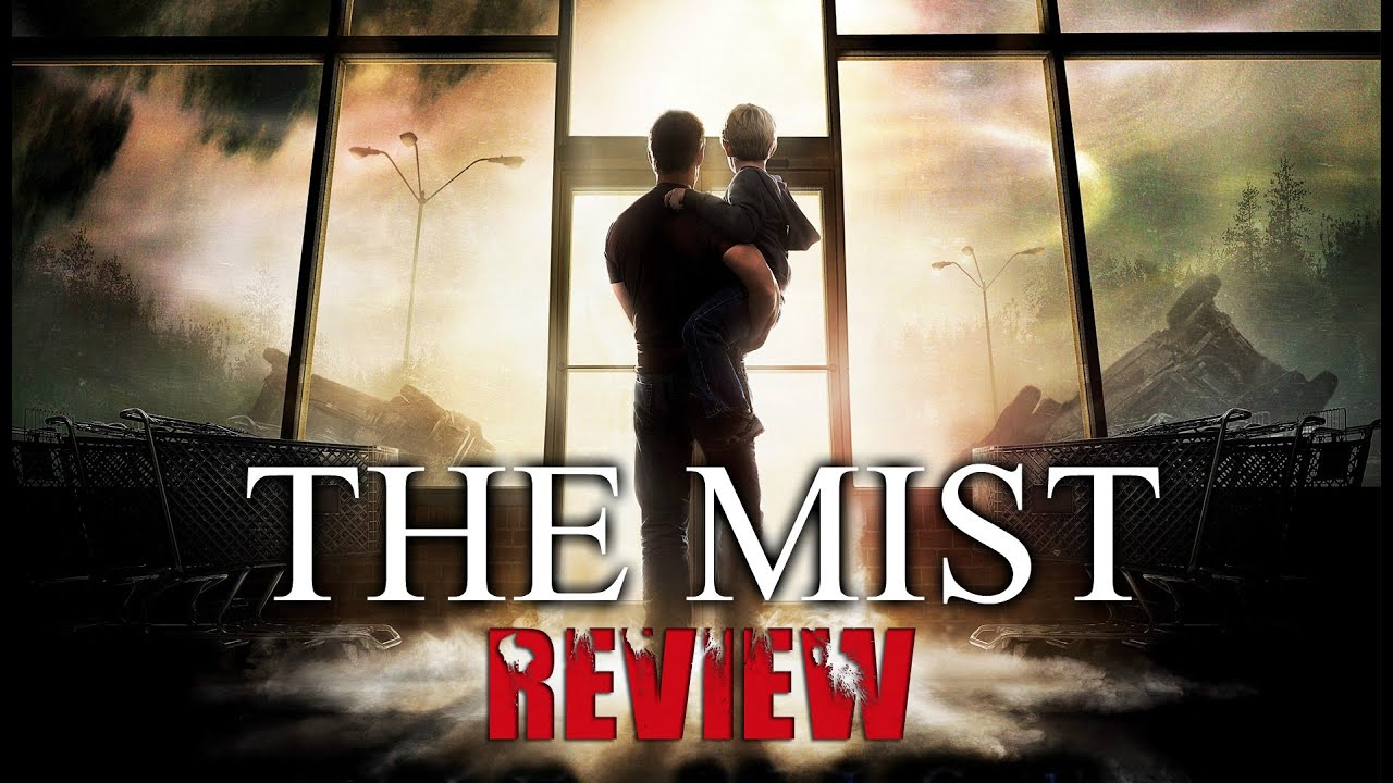 The Mist - Horror Movie Review - YouTube