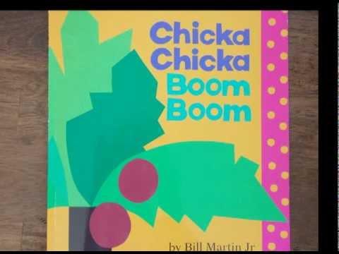Chicka Chicka Boom Boom - YouTube - photo#30