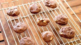 Chocolate Cookies | Easy To Bake Cookies | Beat Batter Bake With Priyanka
