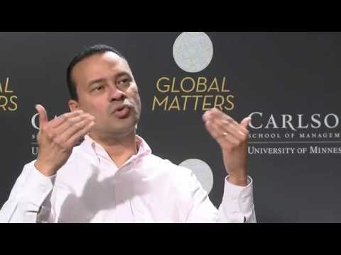 Carlos Torelli: What is Cultural Equity? - Global Matters
