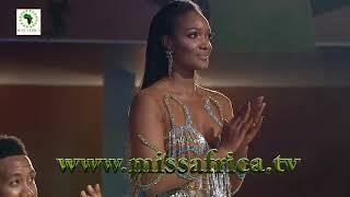 MISS AFRICA 2018 FINAL