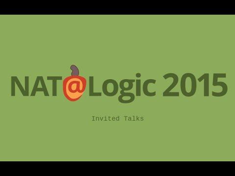 Valentin Goranko - A logical framework for multi-agent visual-epistemic reasoning [pt. 1] (2015)