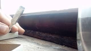 Простейшая самодельная пушка из фольги! Развлечения детей 90х