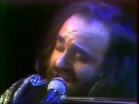 RESCUED   Demis Roussos   Full Concert in L'Olympia  Paris 1978
