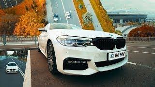 лучшая тачка за 4 МИЛЛИОНА. Тест-драйв BMW 530d (G30)