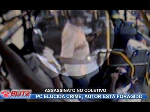 POLICIA ELUCIDA ASSASSINATO EM COLETIVO