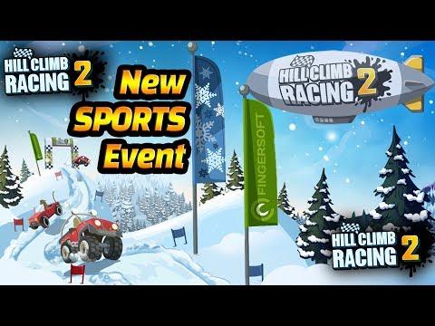 Hill Climb Racing 2 New SPORTS Event 1.13.1 Update