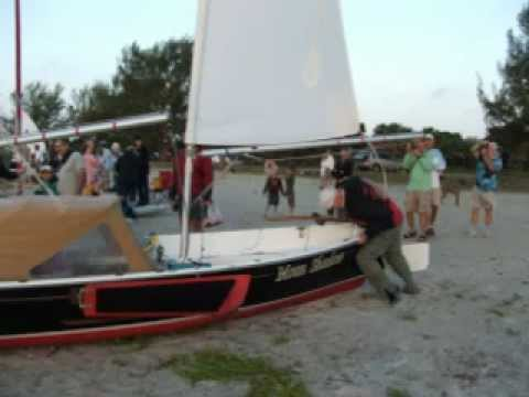 WCTSS Members Launch at Everglades Challenge 2012