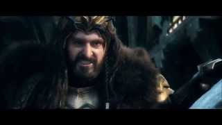 Thorin Tries To Kill Bilbo Scene|| The Hobbit||Battle of Five Armies