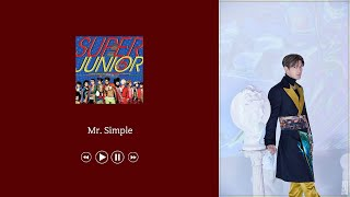 "⚠️Power Dance songs by SUPER JUNIOR | ""밤이 새도록 타오르게 해"" 