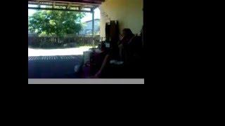Te Aroha Pacifica Rehearse Flamenco Style 2012.