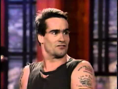 Rollins Band - Low Self Opinion + interview [1-29-92]