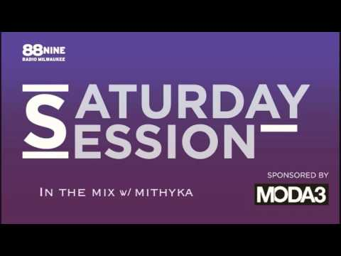 88nine Radio Milwaukee: The Saturday Session - In the Mix w/Mithyka [Deep House DJ Set] 3/12/2013