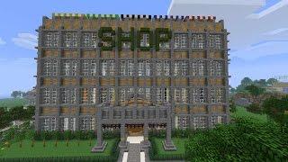 Minecraft{Прохождение} магаз и руда#57 [SV.RU-M.ORG]