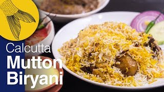 Kolkata Mutton Biryani Recipe—Ramzan & Eid Special Recipe—Bengali-Style Mutton Biryani At Home