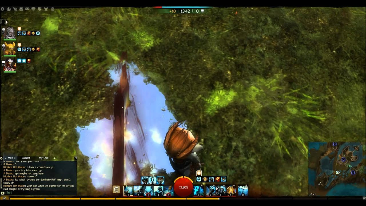 Guide How To Obtain Endgame Gear Guild Wars 2 Giant Bomb