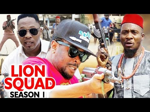 Download LION SQUAD SEASON 1 - (Zubby Micheal New Movie) 2019 Latest Nigerian Nigerian Nollywood Movie