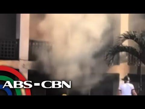 Bandila: Sunog sa Manila Pavilion, muling sumiklab