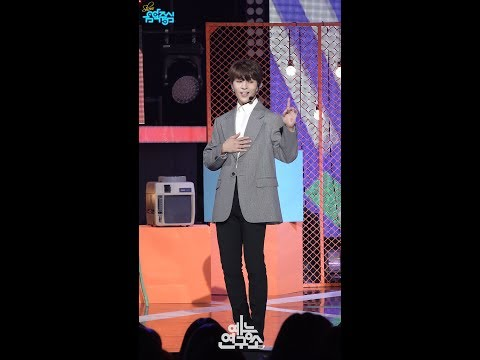 [예능연구소 직캠] 골든차일드 Genie 와이 Focused @쇼!음악중심_20181027 Genie Golden Child Y