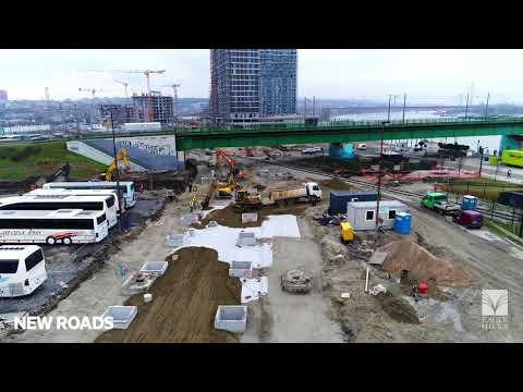 Construction Progress Update I FEBRUARY 2018