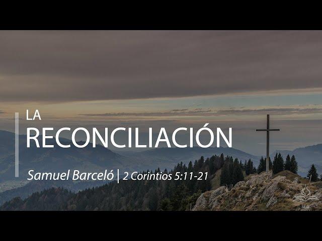 La Reconciliación - Samuel Barceló