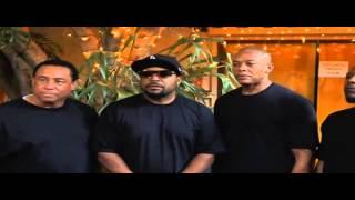Ice Cube on N.W.A.