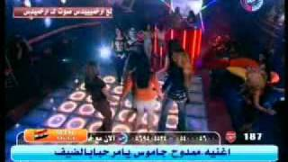 رقص صبايا وبنات روعة نار من قناة غنوة 2011