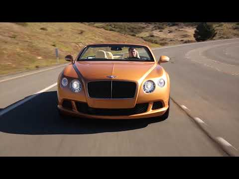 Bentley Continental GT Video Review