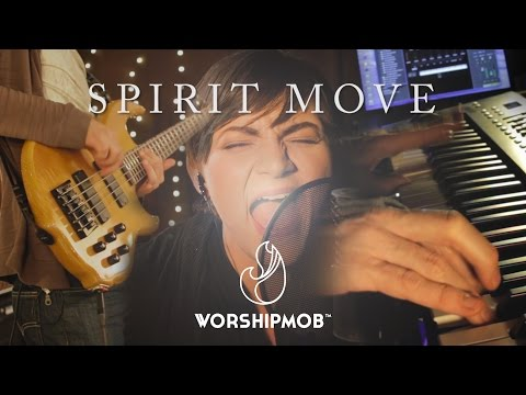 Venture 6: Spirit Move plus Spontaneous - WorshipMob