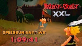 [WR] Astérix & Obélix XXL | 1:09:41 | Any% PC | Failentin