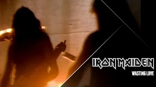 Iron Maiden - Wasting Love (Official Video)