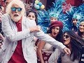 Amitabh Bachchan's Rap Song In 102 Not Out