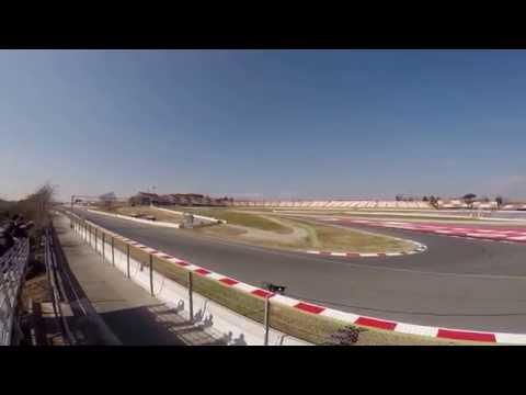 F1 Test Days Barcelona- Formula 1 Montmelo Barcelona