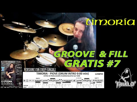GROOVE & FILL